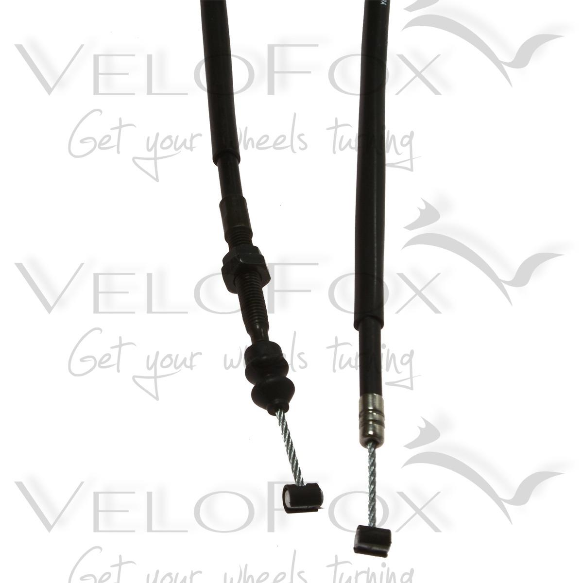 Bikers Choice Black Vinyl Terminator Clutch Cable~ 06-0390