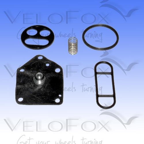 Kawasaki VN 1500 F CLASSIC 1998 Tourmax Petrol Fuel Tap Repair Kit