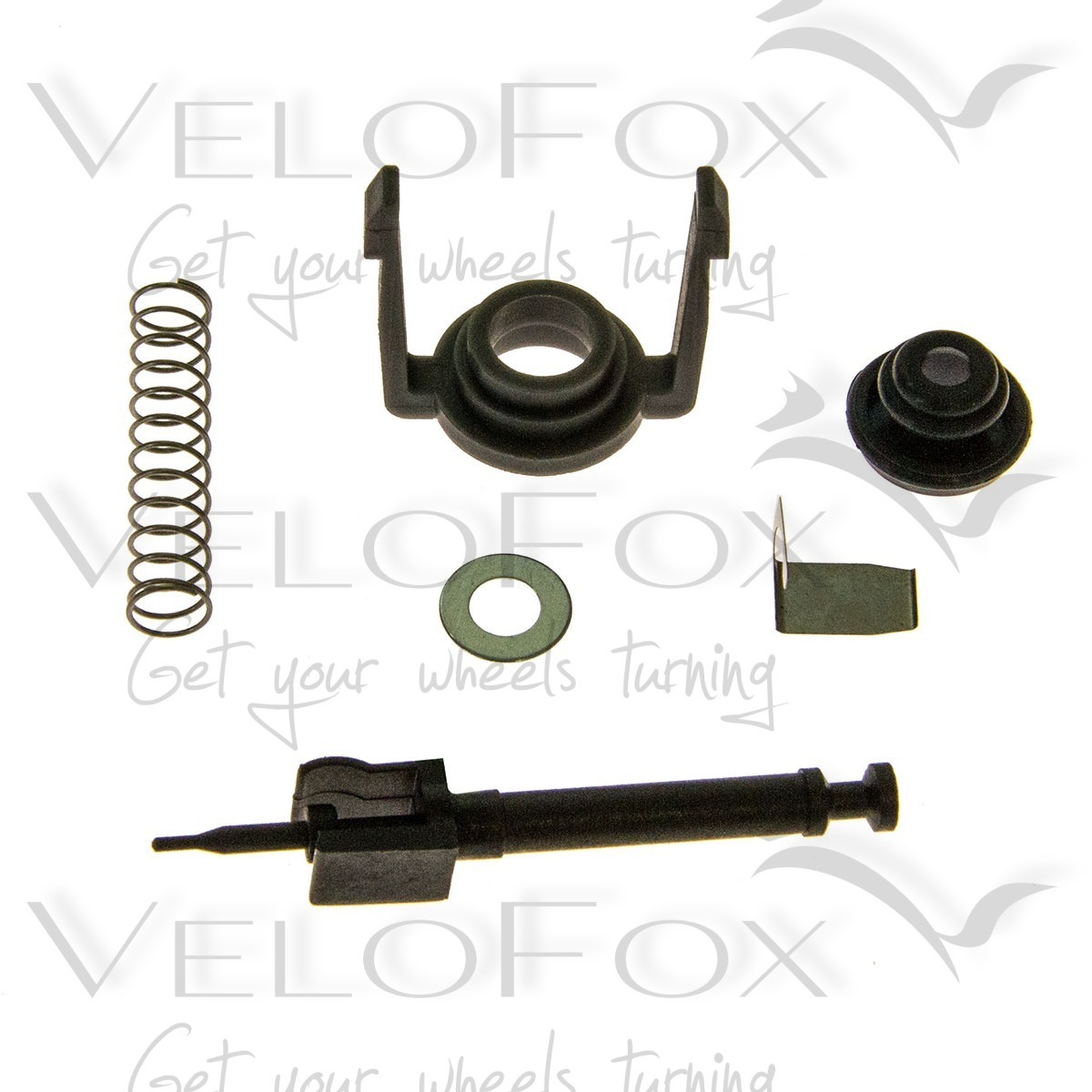 Yamaha FZR 1000 Genesis Exup 1989 Carb Choke Valve Repair Kit