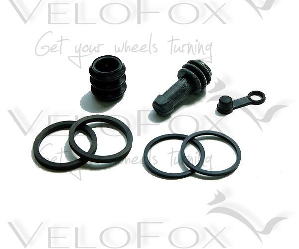 TourMax Rear Brake Caliper Seals fits Kawasaki VN 1500 J Drifter 1999-2000