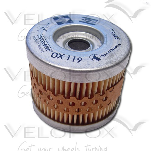 Mahle Oil Filter Fits KTM GS 504 1983